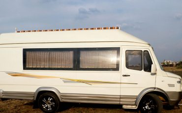 Tempo Traveller Motor Home